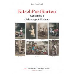 Kitschpostkarten. Geburtstag 1